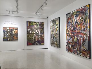 THE PSYCHE'S GESTURES, installation view