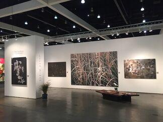 Trotta-Bono Contemporary at LA Art Show 2017, installation view