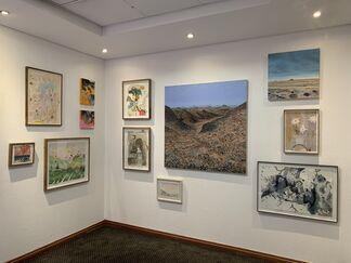 Gallery 2 at Turbine Art Fair 2021, installation view