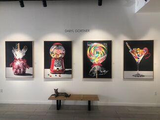 Daryl Gortner, installation view