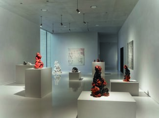 playing by heart, installation view