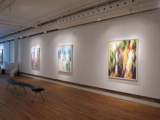 KATHARINE HARVEY: Muses, installation view