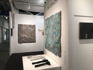 DECORAZONgallery at London Art Fair 2018, installation view