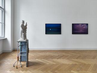 Pedro Cabrita Reis  Nan Goldin  Justin Matherly, installation view