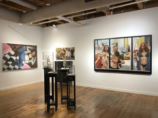 Bruno Surdo - Realities, installation view