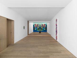 Nicolas Party — Three Seasons, installation view