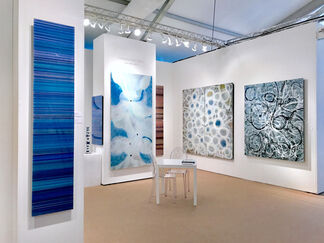 Christopher Martin Gallery at Palm Beach Modern + Contemporary 2018, installation view