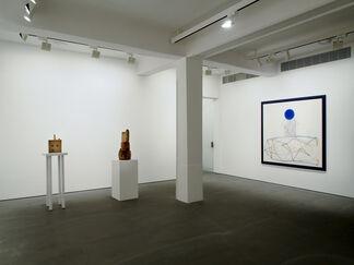 Xu Jiong: Self-portrait, installation view