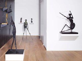 Germaine Richier, installation view