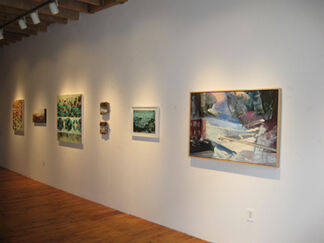 Winter Group Show 2015, installation view