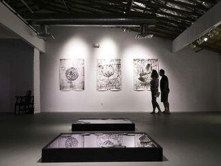 Roberta Griffith + Scott Groeniger, installation view