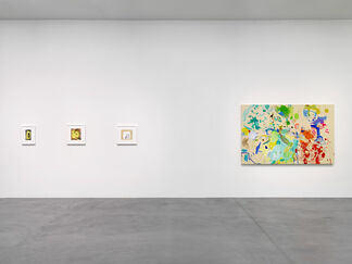 SUE WILLIAMS, installation view
