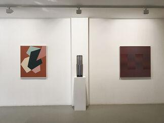 An Open Mind, installation view