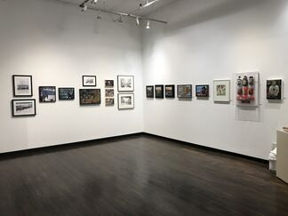 Food for Thought: A Selection of Small Works Curated by Susan Meisel, installation view