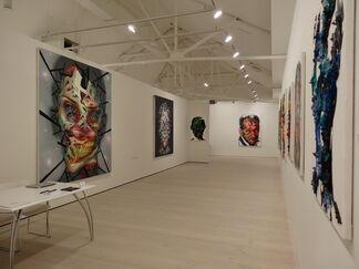 UNIX Gallery at Start Art Fair 2014, installation view