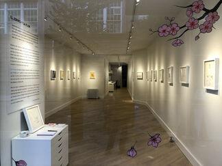 El Zorro y La Flor by Ronald Vill, installation view