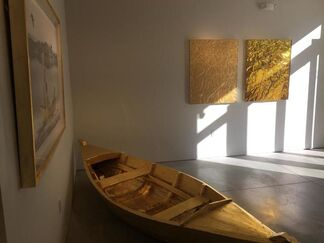 The Gold Experience, installation view