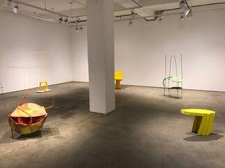 James Biederman - Far Places, installation view