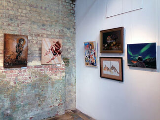 The Reasons For The Seasons, installation view