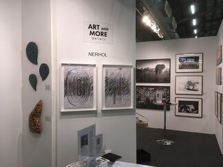 Art and More Gallery at Artexpo | New York 2017, installation view