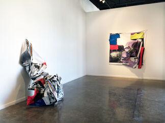 Jason Willaford: Bring Into the Fold, installation view