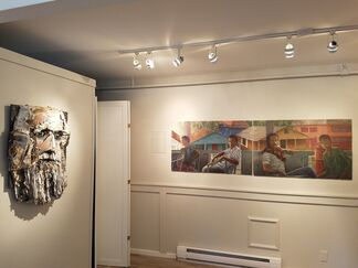 BEST PRACTICES: A FINE ARTS INVITATIONAL, installation view