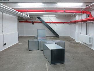 Reduzieren, installation view