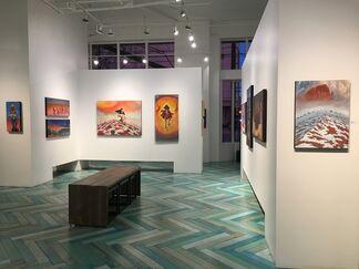 Aje' Ji'   The Heart Way, installation view