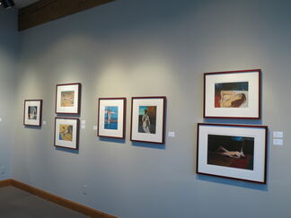 John Lysak   Summer Blues (and other colors), installation view