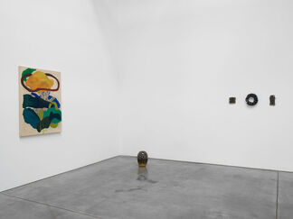 garcía, Raina, Shore, Tossin, installation view