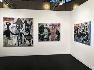Ethan Cohen New York at VOLTA12 Basel 2016, installation view