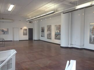 Michael Sagato: Recent Paintings, installation view