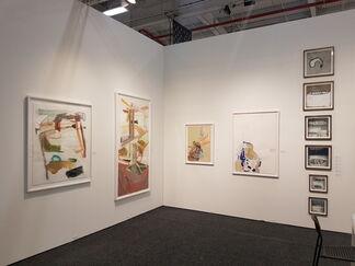 Beaux-Arts des Amériques at Art on Paper New York 2017, installation view