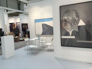 Mitchell-Innes & Nash at FIAC 15, installation view