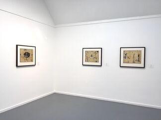 Klaus Schweier - Reden ist silber..., installation view