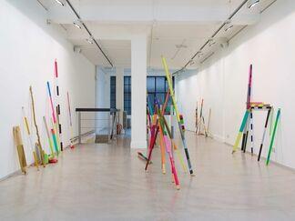 Silvina Arismendi: Measuring In Spears, installation view