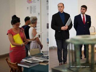 Ethnic minorities in visual culture, focus Romania, installation view