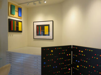 New Paintings and Sculpture, installation view