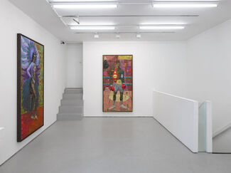 The House Always Wins, installation view