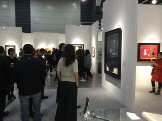 Applicat-Prazan at Art Basel in Hong Kong 2016, installation view