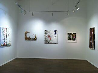 Ben Darby, installation view