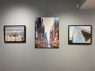 Beauty of Cities, installation view