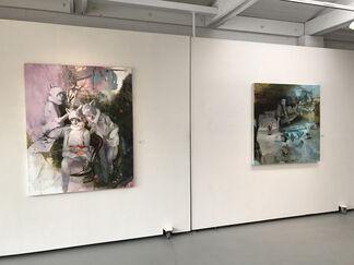 Joshua Flint: Hunter-Gatherers, installation view