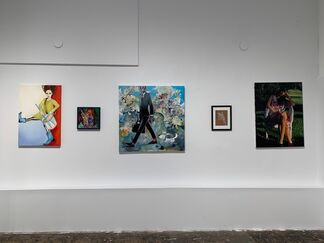 Go! Figure, installation view