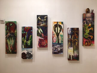 The Heat is On, installation view
