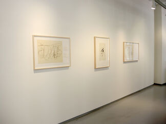 Word & Image: Literary Influences in Motherwell's Works, installation view