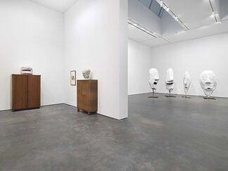 Franz West, installation view