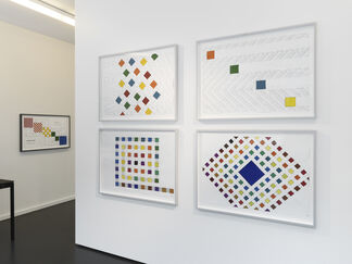 Attracting the Attractor - Stephen Willats, installation view