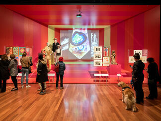 The Summer of Love Experience: Art, Fashion, and Rock & Roll, installation view