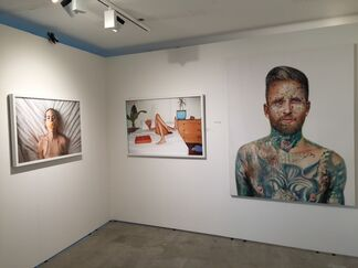 Johan Andersson, installation view